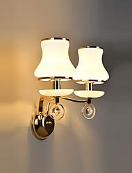 e14 modern / hedendaagse gegalvaniseerde functie voor het crystalambient licht Wandkandelaars wandlamp