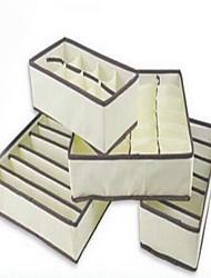 Skladovací krabice Skladovací jednotky Není tkané svlastnost je Open , Pro Spodní prádlo