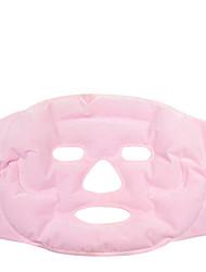 פנים מעסה ידני טיפול במגנט הפוך רזה הפנים מעורב