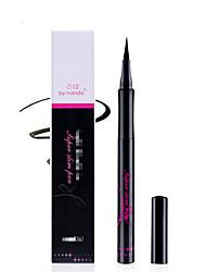 Lápis de Olho Lápis Molhado Gloss Colorido Longa Duração Natural Preta Olhos