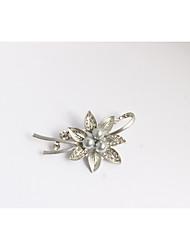 Dámské Brože imitace drahokamuJedinečný design Květiny Okvětní lístky příroda Geometrický přátelství Módní Retro Přizpůsobeno