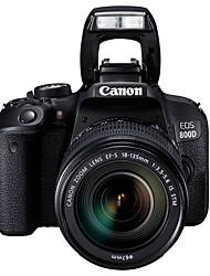 Canon ® eos 800d ef-s 18-135mm f / 3.5-5.6 הוא stm slr מצלמה דיגיטלית