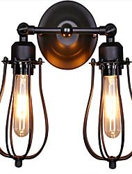 ac 100-240 ac 220-240 60 e27 traditionelle / klassiske rustic / lodge land maleri funktion for svingarm, omgivende lys væg sconces
