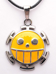 Cosplay Accessories Inspired by One Piece Cosplay Anime Cosplay Accessories Necklace Yellow Alloy