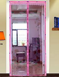 Mosquito Curtain Polyester svlastnost je Šifrování & Magnetic , Pro Dveří a oken