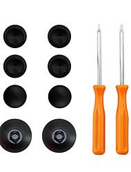 Ipega Controladores Conjuntos de Acessórios Peças de Substituição Anexos Para Um Xbox PS4 Sony PS4 Cabo de Jogo