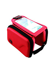 Bike BagCell Phone Bag Bike Frame Bag Wearable Touch Screen Multifunctional Bicycle Bag 600D Polyester Cycle Bag Cycling/Bike