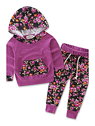 Children Baby Clothes Hoodies Girl Pants Clothing Set Girls Party Dress Movement Children's Clothing Suit