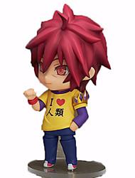 Anime Toimintahahmot Innoittamana Ei Game No Life Cosplay PVC 10 CM Malli lelut Doll Toy