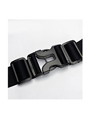 0.2L L Belt Pouch/Belt Bag Waist Bag/Waistpack Fitness Leisure Sports Outdoor Waterproof Red Black Blue Orange Nylon