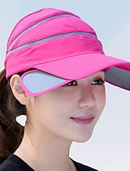 כובע שמש טלאים פוליאסטר קיץ יום יומי נשים