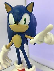 Anime Toimintahahmot Innoittamana Cosplay Cosplay PVC 15 CM Malli lelut Doll Toy