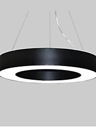 20 Montage de Flujo ,  Moderno / Contemporáneo Pintura Característica for LED MetalSala de estar Dormitorio Comedor Habitación de