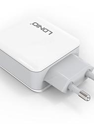 Přenosná nabíječka Na mobil Na tablet Για iPhone 1 USD port EU zásuvka