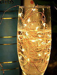1 PC DIY 10 m * 100 PCSHome Decorative Light Color Random Can Be Waterproof