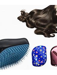 1Pcs Portable Type Comb Shunfa Tt Straight Hair Comb Hair Comb Not Knot A Comb Color Random