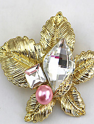 Dámské Brože Módní Slitina Zlatá Šperky Pro Svatební Párty Zvláštní příležitosti Halloween Denní Ležérní