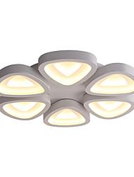플러쉬 마운트 ,  컴템포러리 / 모던 페인팅 특색 for LED 금속 거실 침실 주방 학습 방 / 사무실 키즈 룸