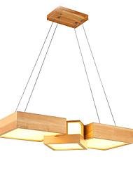 Závěsná světla ,  moderní - současný design Tradiční klasika Obraz vlastnost for LED Dřevo / bambusObývací pokoj Ložnice Jídelna studovna