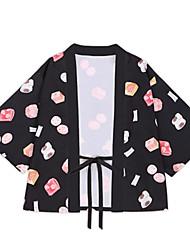 Niedlich Lolita Cosplay Lolita Kleider Modisch Kurzarm Lolita Top Für