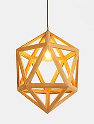 Takplafond ,  Moderne / Nutidig Traditionel / Klassisk Tre Trekk for Mini Stil Tre/ Bambus Stue Soverom Leserom/Kontor