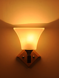 AC 220-240 E27 Modern/Contemporary Country Painting Feature for LEDUplight Wall Sconces Wall Light