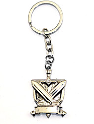 Inspired by  Anime Game Glory Of The King Stage Key Pendant Alloy