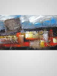 Impression sur Toile Abstrait Style européen,Un Panneau Toile Horizontale Imprimer Art Décoration murale For Décoration d'intérieur