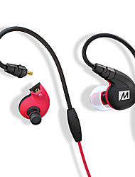 MEE-audio M7P professional ear sports headphones ipx5 waterproof sweat zone with wire control