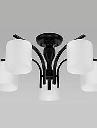 Montagem do Fluxo ,  Vintage Rústico Outros Característica for LED Metal Sala de Estar Quarto Sala de Jantar Quarto de Estudo/Escritório