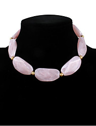 Women's Strands Necklaces Imitation Pearl Acrylic ResinBikini Cute Style Movie Jewelry Euramerican Fashion Personalized Luxury Statement