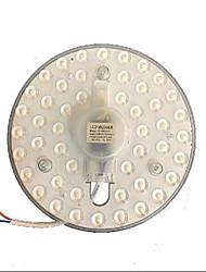 24w duální zdroj světla barevný led stropní svítidlo upravená edice