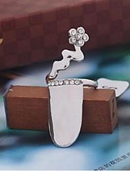 Prsten Módní Euramerican Štras Šperky Pro Svatební Párty Zvláštní příležitosti 1ks