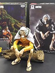 Anime Toimintahahmot Innoittamana One Piece Cosplay PVC CM Malli lelut Doll Toy