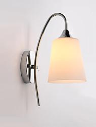 AC 100-240 60 E26/E27 Moderno/ Contemporáneo Campestre Electrochapado Característica for LED,Luz Ambiente Candelabro de pared Luz de pared