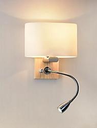 Moderne minimaliste créatif américaine salon lampe chambre à coucher lampe de chevet lampe murale escalier en bois escalier