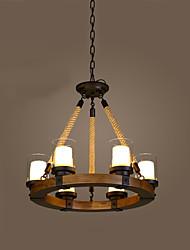 Takplafond ,  Moderne / Nutidig Traditionel / Klassisk Maleri Trekk for Mini Stil Tre/ BambusStue Soverom Spisestue Leserom/Kontor