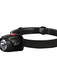 YAGE Lanternas de Cabeça LED 180 Lumens 2 Modo LED Bateria de Lítium Regulável Recarregável Fácil de Transportar Tamanho PequenoCampismo