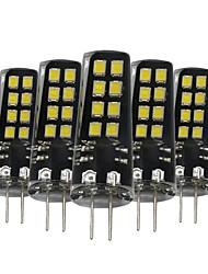 3W G4 Luminárias de LED  Duplo-Pin 16 SMD 2835 200-300 lm Branco Quente Branco Natural Branco Decorativa V 5 pçs