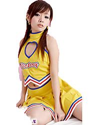 Roupa Doce Lolita Cosplay Vestidos Lolita Fashion Manga Curta Short / Mini Blusa Saia Para