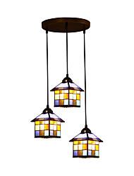 Závěsná světla ,  design Tiffany Ostatní vlastnost for LED návrháři Kov Ložnice Jídelna dětský pokoj vstupní chodba Chodba