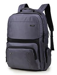 Dtbg d8206w 17 polegadas computador mochila impermeável anti-roubo respirável negócio estilo pano oxford