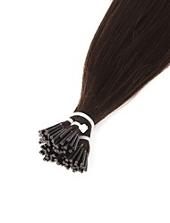 Neitsi 8A Grade 28'' 25g/lot 1g/s I Tip Hair Extensions 100% Straight Remy Human Hair 2#