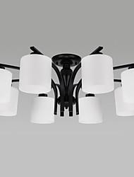 Montage du flux ,  Retro Rustique Autres Fonctionnalité for LED MétalSalle de séjour Chambre à coucher Salle à manger Bureau/Bureau de