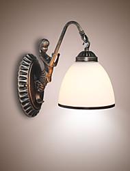 Euroopan retro olohuone makuuhuone lamppu kuisti seinävalaisin parveke kahvilassa seinävalaisin