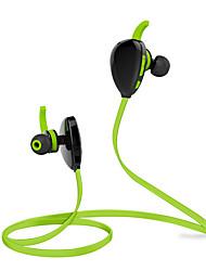 X13 draadloze bluetooth headset 4 in de oren van de relatieve beweging van de draagbare hoofdtelefoon headset en microfoon voor iphone