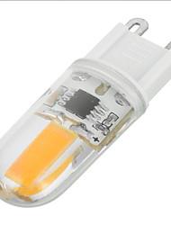 G9 Żarówki LED bi-pin T 1 COB 200-300 lm Ciepła biel AC 220-240 V 1 sztuka