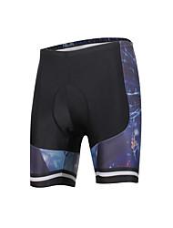 ILPALADINO Cyklo kalhoty Pánské UnisexProdyšné Rychleschnoucí Anatomický design Odolný vůči UV záření Tepelná izolace Propustnost vůči