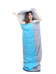Sleeping Bag Rectangular Bag Single -3 15 20 T/C Cotton 210X75 Camping Moistureproof/Moisture Permeability Keep Warm 自由之舟骆驼