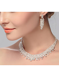 Women neck necklace pearl alloy jewelery beauty jewelry wedding party special occasion birthday gift